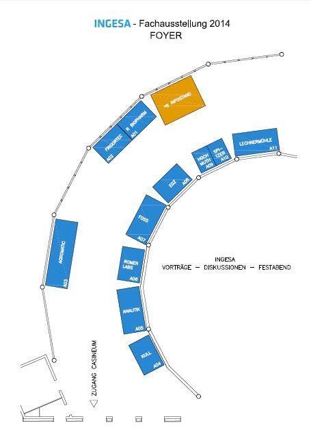 Ingesa Standplan 2014